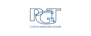 PGT® Windows + Doors logo