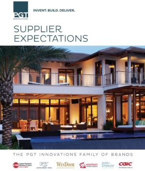 Supplies Expectations PDF